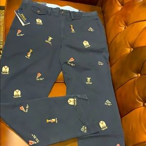 Polo Ralph Lauren stretch straight fit chinos NWT